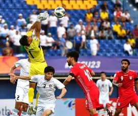 Đương kim vô địch U-23 châu Á bị cầm hòa
