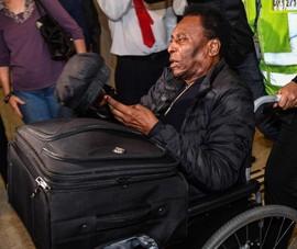 Huyền thoại Pele đang ở ẩn vì sức khỏe rất kém