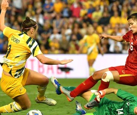 Báo chí Úc nói gì khi thắng đậm Việt Nam 5-0?