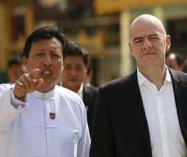 Chủ tịch LĐBĐ một nước Đông Nam Á tặng 1 triệu USD chống dịch