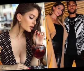 Lộ diện bạn gái siêu mẫu của Neymar?