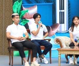 Hisense chia sẻ với tuyển thủ Việt Nam