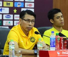 Malaysia từ bỏ giấc mơ World Cup