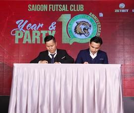 """Có """"sữa ngoại"""", Sài Gòn FC đặt mục tiêu top 3"""
