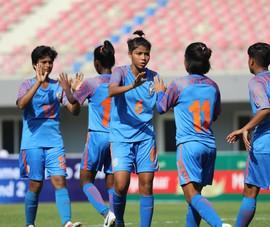 Bóng đá nữ Ấn Độ quyết đua cùng Việt Nam, Thái Lan