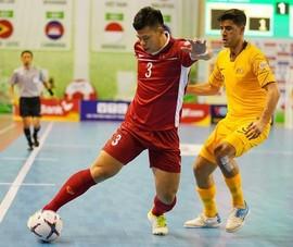 Futsal Indonesia đặt mục tiêu lớn