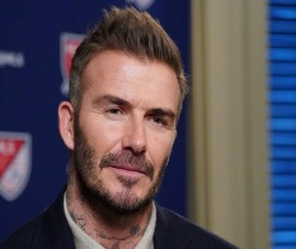Ông bầu Beckham... nhá hàng