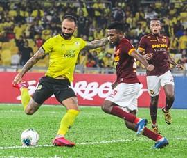 Tuyển Malaysia lại tiếp tục nhập tịch