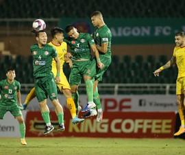 Sài Gòn FC sang Singapore đá AFC Cup