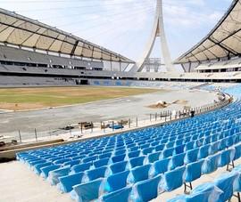 Sân chính SEA Games 32 quá hoành tráng