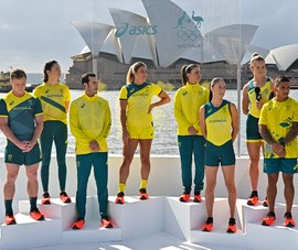 Rắc rối đồ thể thao của đoàn Úc tại Olympic Tokyo