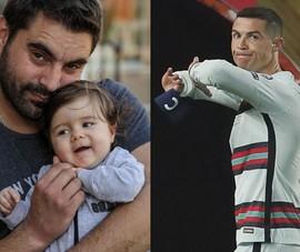 Sự lan tỏa khủng khiếp của chiếc 'băng C' Ronaldo