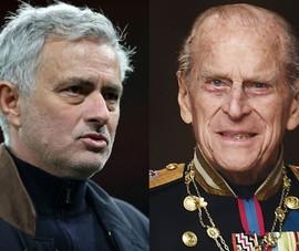 Mourinho nói gì khi hay tin Hoàng thân Philip qua đời?