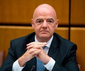 Chủ tịch FIFA lần đầu lên tiếng về giải Super League