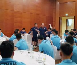 23 giờ hôm nay tuyển Việt Nam tập luyện ở UAE