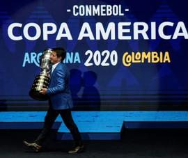 Argentina bị tước quyền đăng cai Copa America