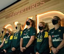 Đội bóng Úc đầu tiên xông đất Olympic Tokyo