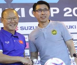 Malaysia gọi chiến thuật thầy Park là... 'bẩn thỉu'