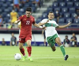 Sự chu đáo của AFC từ một điều lạ trong trận Việt Nam - Indonesia
