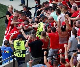 UEFA ra phán quyết về trận chung kết Euro 2020