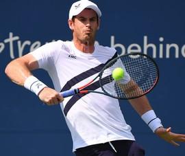 Andy Murray tự biến mình thành cựu vô địch Olympic