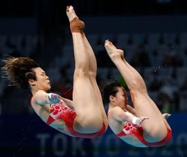 Những nhà vô địch Olympic Tokyo qua ảnh