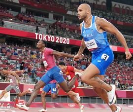 'Giải phẫu gene'  nhà vô địch 100m người Ý