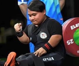 Malaysia có HCV Paralympic