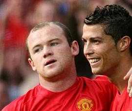 Thầy Rooney 'sắp xếp' cho Ronaldo đá trung phong