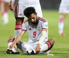 Lebanon mà UAE không thắng thì lo rồi