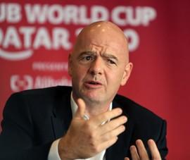 Chủ tịch FIFA nói gì về trận Brazil - Argentina bị hủy?