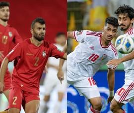 Syria nêu mục tiêu đánh bại UAE, ghế HLV của Marwijk rung lắc
