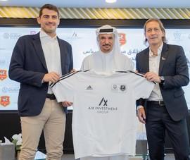 Đến Dubai mở trung tâm 'sản xuất người nhện', Iker nói gì?