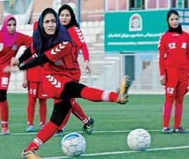 Đối thủ của tuyển Việt Nam có bị Taliban cấm đá bóng?