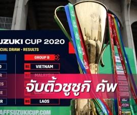 Báo chí Đông Nam Á nói gì về kết quả bốc thăm AFF Cup 2020?