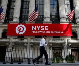 'Siêu kỳ lân' Pinterest công bố chi tiết kế hoạch IPO