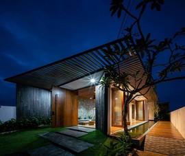 Ngôi nhà thích ứng khí hậu ba miền ở Quảng Nam
