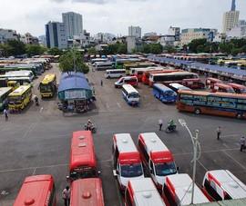 Đề nghị dừng hoạt động chở khách bằng ô tô từ 1-4