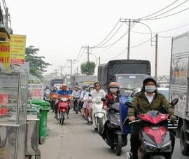 Nhiều chú ý lưu thông qua quận Gò Vấp