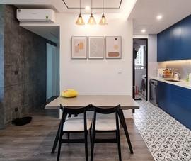 Thiết kế căn hộ đẹp với phong cách tối giản