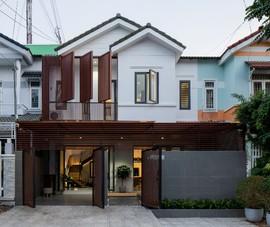 Cải tạo nhà phố bằng cách mạnh dạn cắt nhà làm 2