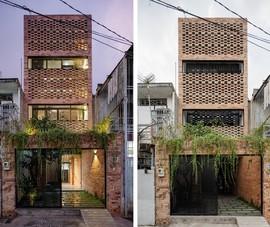 Giải pháp làm mát nhà hướng đông giáp vách tường cao