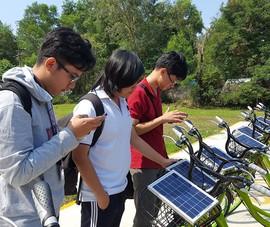 Sử dụng xe đạp công cộng tại TP.HCM như thế nào?