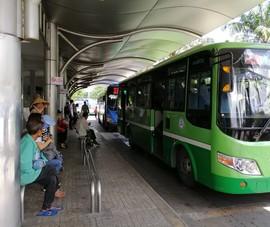 TP.HCM giảm hơn 7.600 chuyến xe buýt dịp lễ