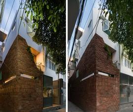 Chia nhà làm ba khối, chủ nhà vừa ở vừa cho thuê