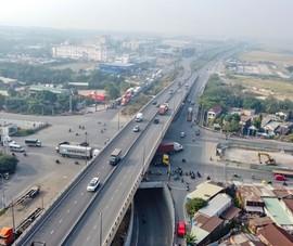 Cận cảnh hàng loạt công trình giao thông sắp hoàn thành