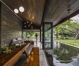 Bật mí 4 yếu tố vàng khi thiết kế ngôi nhà toàn kính