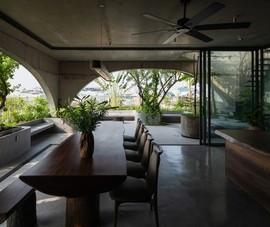 'Resort thu nhỏ' giữa lòng Sài Gòn