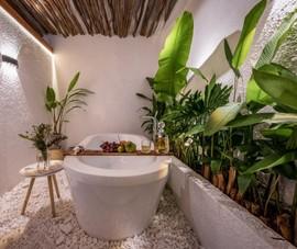 Những lưu ý vàng để phòng tắm không bị đọng nước