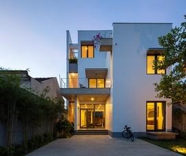 Cải tạo căn nhà cũ thiếu ánh sáng thành không gian đẹp như mơ
